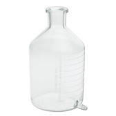 Chemglass 4000mL Graduated Aspirator Bottle