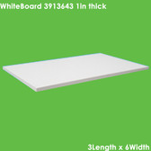 """UniTherm Grade HT200 Thermal Insulating Sheet, 1"""" Thick (36x72)"""