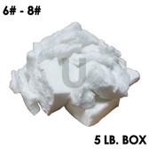 Ceramic Bulk Fiber, 5lb. Box