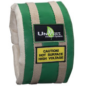 "UniTherm UniVest Insulated Pipe Jacket, 13""L x 8""W"
