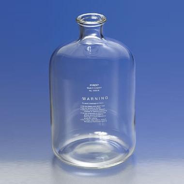 chemglass cg 8106 4l chemglass large pyrex serum bottle 4 000ml 1 gal glass lab carboy. Black Bedroom Furniture Sets. Home Design Ideas