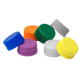Solid Polypropylene Cap, GL-45, case/10