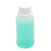 Tamper Evident, Single-Use Bottles, HDPE, 50mL, case/100