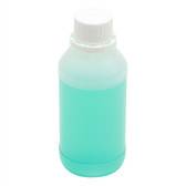 Tamper Evident, Single-Use Bottles, HDPE, 100mL, case/100