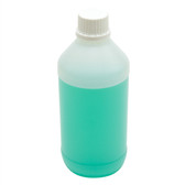 Tamper Evident, Single-Use Bottles, HDPE, 500mL, case/30
