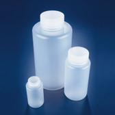 Dynalon Bottle, Polypropylene, Wide Mouth 8oz, bulk, case/180