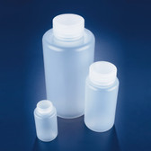 Dynalon Bottle, Polypropylene, Wide Mouth 64oz, bulk, case/28