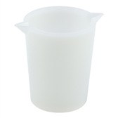 Dynalon 312004-0100 Beaker, Heavy HDPE, 100mL, case/48
