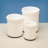 Dynalon 315284-0250 Beaker, Heat Resistant PTFE, Fluoropolymer 250mL