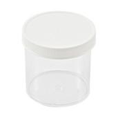 Dynalon 421195 Jars, Polystyrene, 6oz, 70mm, case/36