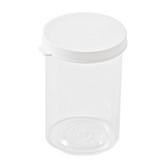 Dynalon 426364-30 Snap Cap Vials, Polystyrene, 30 Dram, 113mL, case/72