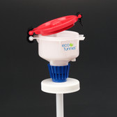 "4"" ECO Funnel with 100mm cap adapter"