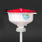 "8"" ECO Funnel with 70mm cap for 5 gal Samson Stacker"