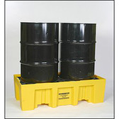 Eagle 1620 2 Drum Tall Spill Pallet, 66 gallon Sump