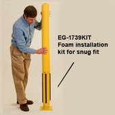 Eagle 1739KIT Bollard Post Sleeve Installation Kit