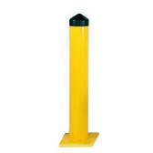 "Eagle 1763 Bollard Post, Steel 6.625"" x 36"" Round"