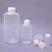 PFA Bottle, Graduated, Narrow Mouth with PTFE insert, 1000mL, Each