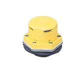 Justrite Non-metallic drum vent w/ flame arrester for petroleum