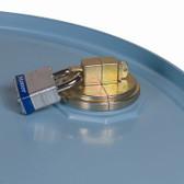 Justrite Drum Security Locks for Steel drums, case/2, padlocks