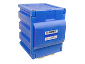 Justrite 24080  Acid Countertop Cabinet 8 Liter blue polyethylene