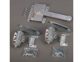 Justrite 25926 Self Closing Conversion Kit for Cabinets