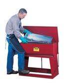 Justrite 27220 22 gallon Steel Rinse Tank by, Floor Standing