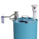 Justrite 28202 Aerosolv Aerosol Can Disposal System