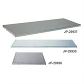 Justrite Spill Slope Shelf, Galvanized Steel for 22 gal Under Counter Cabinets