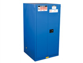 Justrite HazMat Safety Cabinet, 2 Door Self Closing, 60 Gal