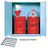 Drum Safety Cabinets Acid Safety Cabinets for Storage of Corrosive ...