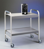 Labconco 8025000 Lab Cart, Portable Table/ Laboratory Cart