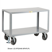 Little Giant Industrial Strength Mobile Work Table, Locking, 24 x 48