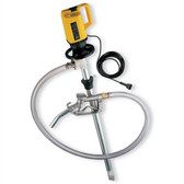 Lutz LP-0205-301-1 Drum Pump Set for Diesel Fuel, Oil, Electric, 39""