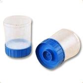 Nalgene 145-0020 Sterile Test Filter Funnel, CN 0.2uL, 100mL, case/50