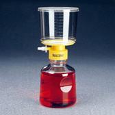 Nalgene 500mL, Rapid-Flow Filter Unit 0.2um, SFCA, 90mm, case/12