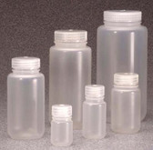 Nalgene 2187-0001 Economy Bottle, Wide-Mouth, PPCO, 1oz (30mL) case/72