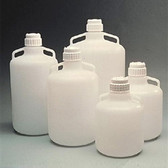 Nalgene 2210-0050 Carboy with Handles, 83B 20 Liter LDPE, Labware, case/4