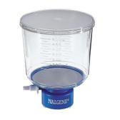 Nalgene 500mL, Rapid-Flow Bottle Top Filter 0.45um, PES, 45mm neck, case/12