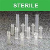 Nalgene 4.5mL, Micro Packaging Vials, PPCO, No Caps, Sterile, case/1000