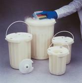 Nalgene 4150-4000 Dewar Flask, HDPE, 4L, case/2