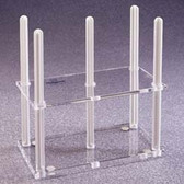 Nalgene 5921-0060 Petri Dish Rack, Polycarbonate (56) 60mm, case/2