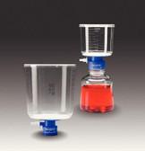 Nalgene 1000mL, Rapid-Flow Bottle Top Filter 0.2um, PES, 90mm D, 45mm neck, case/12