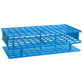 Nalgene Test Tube Rack, Autoclavable, Blue, 16mm tubes, case/8