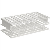 Nalgene 5976-0013 Test Tube Rack, Unwire, White, PP 13mm, case/8