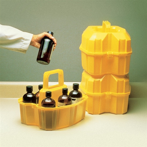 Thermo Fisher Nalgene 6505 0010 Solvent Bottle Carrier For