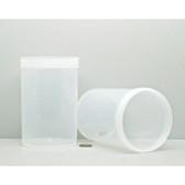 Bulk 20oz 89mm Polypropylene Jars, 600mL (no caps) case/150