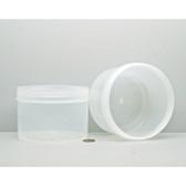 Bulk 24oz 120mm Polypropylene Jars, 650mL (no caps) case/120