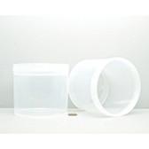 Bulk 32oz 120mm Polypropylene Jars, 900mL (no caps) case/90
