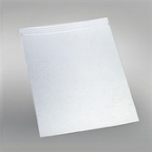 """Resealable Plastic Zip Bag, 5 x 5"""" LDPE, 2 MIL, Clear, case/1000"""