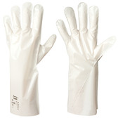 Ansell 2-100 Barrier Gloves, Super-Chemical Resistant, Flat-Film, 12 Pair